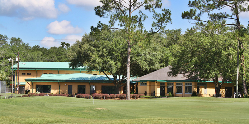 Jake Gaither Golf Course
